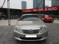 Xe Toyota Camry 2.5G sản xuất 2013 số tự động. Xe đẹp long lanh, 1 chủ mua từ đầu