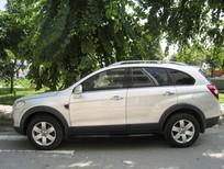 Cần bán nhanh Chevrolet Captiva LT 2010, màu bạc biển số TPHCM
