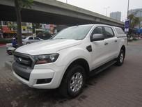 Bán xe Ford Ranger XLS 2016, màu trắng, nhập khẩu chính hãng
