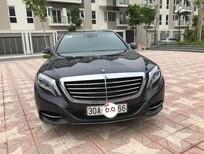 Mercedes S400 nhập khẩu nguyên chiếc tại Đức, sản xuất và đăng ký 2014, chính chủ cá nhân biển Hà Nội