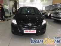 Cần bán gấp Toyota Vios năm 2009, màu đen, số sàn, giá tốt