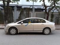 Cần bán xe Honda Civic 2008 số sàn màu vàng cát odo 80.000km