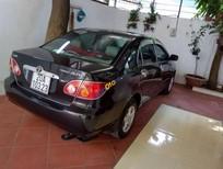 Bán Toyota Corolla altis 1.8 sản xuất 2004, màu đen, nhập khẩu