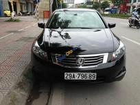 Chính chủ bán Honda Accord 2.4AT năm 2007, màu đen, xe nhập