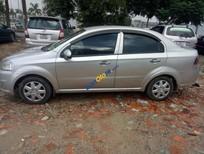 Cần bán Daewoo Gentra năm 2009, màu bạc