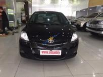 Bán Toyota Vios 1.5MT đời 2009, màu đen số sàn