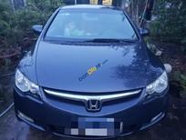 Cần bán gấp Honda Civic 1.8MT sản xuất năm 2007, màu xanh lam, 298tr