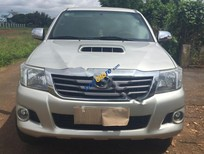 Cần bán Toyota Hilux năm 2012, màu bạc, nhập khẩu