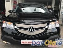 Cần bán lại xe Acura MDX 3.7 2008, màu đen, xe gia đình