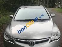 Chính chủ bán Honda Civic 2.0 đời 2006, màu bạc