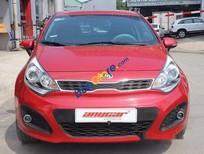 Cần bán Kia Rio sản xuất 2014, màu đỏ, nhập khẩu Hàn Quốc