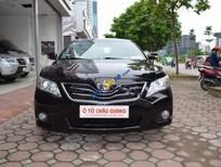 Cần bán gấp Toyota Camry 2.5 LE đời 2011, màu đen, xe nhập