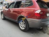 Bán ô tô BMW X3 đời 2004, màu đỏ, nhập khẩu, 400tr