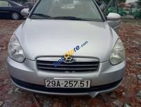 Bán ô tô Hyundai Verna sản xuất năm 2009, màu bạc, giá 178tr