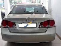Bán ô tô Honda Civic 1.8 MT đời 2008, màu bạc số sàn