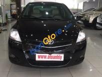 Bán lại xe Toyota Vios 1.5MT đời 2009, màu đen số sàn, 255 triệu