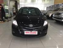 Cần bán xe Toyota Vios đời 2009, màu đen, số sàn