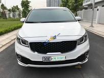 Bán xe Kia Sedona đời 2015, màu trắng, xe nhập chính chủ