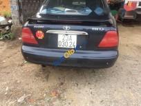 Bán Daewoo Leganza đời 2000, màu đen, xe nhập