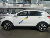 Bán gấp Kia Sportage 2.0AT đời 2013, màu trắng, xe nhập