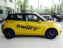 Cần bán Suzuki Swift RS 1.4 AT 2017, màu vàng giá tốt nhất