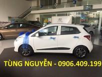 Cần bán Hyundai Grand i10 đời 2018, màu trắng