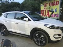 Cần bán xe Hyundai Tucson đời 2018, màu trắng, giá 760tr