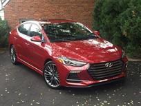 Bán ô tô Hyundai Elantra đời 2019, màu đỏ