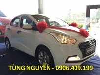 Bán Hyundai Grand i10 Sedan 2018, có xe giao ngay đủ màu hỗ trợ vay 90% đăng ký Grab, Uber. LH Mr Tùng- 0906.409.199