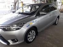 Cần bán lại xe Toyota Vios E 2014, màu bạc
