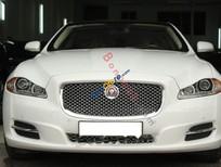 Bán ô tô Jaguar XJ series L sản xuất 2014, màu trắng, nhập khẩu chính chủ