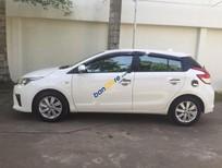 Xe Toyota Yaris 1.3E đời 2015, màu trắng, nhập khẩu số tự động