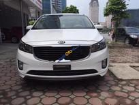 Bán ô tô Kia Sedona 2.2L DAT 2015, màu trắng, nhập khẩu nguyên chiếc, giá chỉ 980 triệu