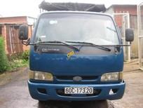 Cần bán Kia K3000S đời 2000, màu xanh lam, Nhập khẩu Hàn Quốc