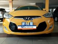Cần bán xe Hyundai Veloster năm sản xuất 2012, màu vàng, nhập khẩu