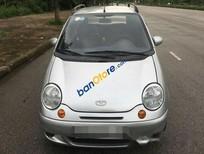 Cần bán gấp Daewoo Matiz SE năm sản xuất 2007, màu bạc, 120tr