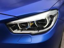 Cần bán gấp BMW 5 Series 550i GT 2010, màu xanh lam, nhập khẩu