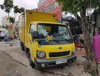 Bán xe tải 1 tấn đời 2014, màu vàng, xe đẹp