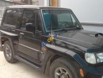 Cần bán Hyundai Galloper năm 2003, màu đen, xe nhập chính chủ