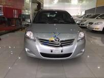 Cần bán gấp Toyota Vios 1.5E đời 2012, màu bạc giá cạnh tranh