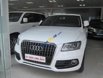 Bán Audi Q5 2.0T TFSI Quattro sản xuất 2013, màu trắng, nhập khẩu