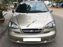 Bán ô tô Chevrolet Vivant 2.0AT 2008, màu vàng xe gia đình, 235tr