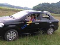 Bán Daewoo Gentra năm sản xuất 2008, màu đen, giá tốt