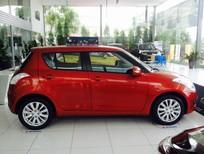 Cần bán xe Suzuki Swift sản xuất 2017, màu đỏ, nhập khẩu nguyên chiếc, 459tr