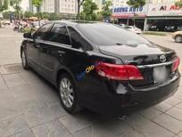 Cần bán gấp Toyota Camry 3.5Q 2008, màu đen, nhập khẩu nguyên chiếc