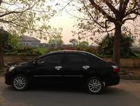 Bán xe Vios E màu đen đời 2011, xe tốt đi ít giữ cẩn thận. LH Ms Ngân 0914734026