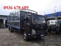 Siêu HOT... Xe tải Faw lắp động cơ Hyundai, tải trọng 7,3 tấn, thùng dài 6,25m, giá tốt nhất thị trường