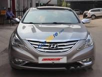 Bán Hyundai Sonata AT đời 2011, màu xám, giá tốt