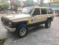 Bán Nissan Patrol đời 1994, màu vàng