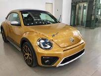 Bán ô tô Volkswagen Beetle Dune đời 2017, màu vàng, nhập khẩu nguyên chiếc